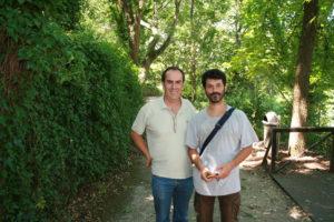 150614_035_GL_José Ramón Guzmán Álvarez_Vilanova de Gaia_Parque Biológico_Portugal_Raphaël y Ramón
